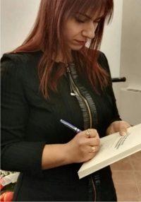 irene stellino autrice - margana edizioni